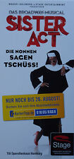 Flyer: Musical SISTER ACT (präsentiert von Whoopi Goldberg)