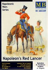 Master Box 1/32 Napoleons Red Lancer # 3209