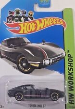 Hot Wheels-192/250- Workshop Toyota 2000GT
