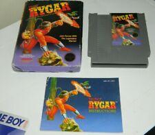 Rygar (Nintendo Entertainment System NES) CIB COMPLETE