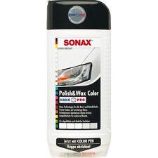 SONAX Polish & Wax COLOR NanoPro white 500ml 296.041