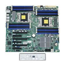 SUPERMICRO X9DRI-F Dual Socket XEON LGA2011 Extended ATX Server Motherboard