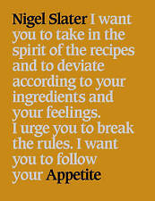 Appetite by Nigel Slater (Paperback, 2001)