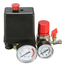 1Pc Air Compressor Parts 4-hole Switch Assembly W/ Pressure Workshop Equipment