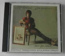 CD EMI 7243 5 38371 2 9 UK CLIFF RICHARD NOW YOU SEE ME REMASTERED BONUS MINT