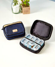 Fashion Smart Pill and Vitamin Airtight Travel Pill Box Case