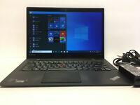 Lenovo ThinkPad X1 Carbon 2nd Gen i7-4600U 2.10GHz 8GB Ram 256GB SSD 2560x1440