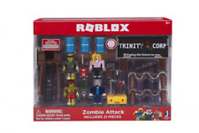 ROBLOX Zombie Attack Playset Includes 21 Pieces 10761