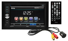 BOSS Audio Systems BVB9351RC Car DVD Player With Backup Rearview Camera – Doub
