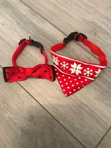 Small Dog/Cat Accessories. Bow Tie And Bandana
