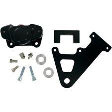 2-Piston Custom Rear Brake A-Caliper Kit Classic Blk GMA ENGINEERING GMA-103FLTB