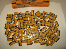 EXPIRES 2023 Fresh 9V Duracell Procell 9 Volt Alkaline Battery PC1604 NEW 9-Volt