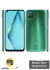 New Sealed Huawei P40 Lite 128GB/6GB Green Dual SIM Unlocked Android Smartphone