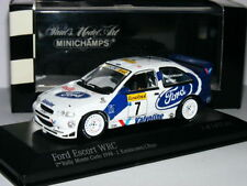 MINICHAMPS Limited Edition Diecast Racing Cars