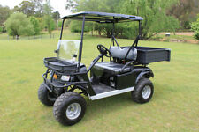 HAWK ELECTRIC UTV 2 SEAT  CART - SPECIAL $8,875 (ex GST) - SAVE $3,735