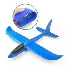KCASA EPP Kids Toys Hand Throw Flying Plane Foam Aeroplane Model Outdoor