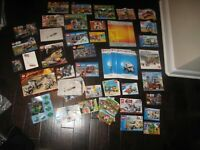 Lego huge Lot 40+ LEGO City Creator Instruction Manuals star wars indiana jones