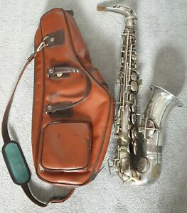 Antique Saxophone C.G.Conn Elkhart USA