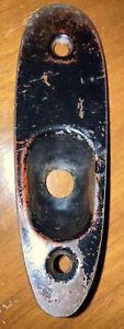mossberg 151m(a) steel buttplate