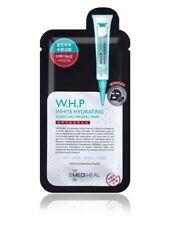 MEDIHEAL W.H.P White Hydrating Charcoal-Mineral Mask WHP Mask (25ml x 10pcs)