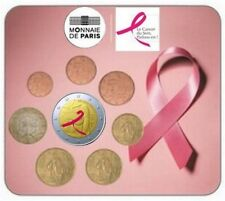Miniset BU FRANCE 2017 - Lutte Contre Cancer du Sein - BU - 500 exemplaires