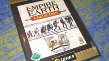 Empire Earth 1 Collection Deutsch inkl. Zeitalter der Eroberungen Platin PC