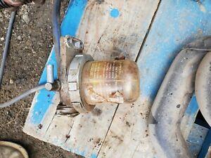 Multiquip mq400 esa4 welder generator fuel filter valve