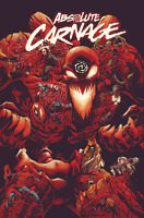Absolute Carnage Omnibus Hc Marvel Comics  Donny Cates Preorder