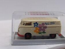 Brekina 018385 VW T1b Kasten Blumen schenken - Freude schenken OVP (L4272)