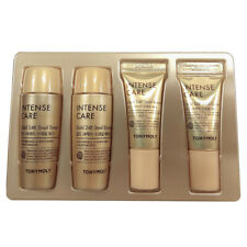 [TONYMOLY] Intense Care Gold 24k Snail Special Kit - Toner,Emulsion,Serum,Cream