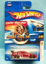 Hot Wheels 2006 First Editions Nissan Silva S15  #3/38 Die Cast