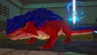 Ark Survival Evolved Xbox One PvE x4 Thorny Dragon Egg Pack Red/Blue and Boss