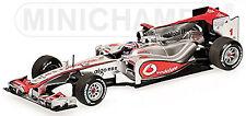 J. Button McLaren Mercedes MP 4-25 Fórmula 1 2010 1 43 Minichamps