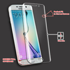 FOR SAMSUNG GALAXY S6 S 6 EDGE 1 CURVED SCREEN GUARD PROTECTOR