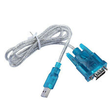 USB to RS232 9 Pin DB9 Cable Serial COM Port Adapter Convertor Windows 98 Se XP