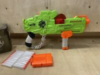 Nerf Zombie Strike RevReaper Blaster  Hasbro years 8-12Ammo Clip Mag