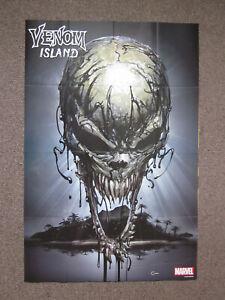 Marvel Comics Venom Venom Island Clayton Crain Marvel Superhero Poster36x24