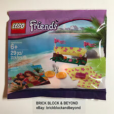 LEGO Friends Promotional Set 5002113 Beach Party Accessory Pack: Picnic Hammock