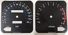 KAWASAKI Z1300 KZ1300 instrumento Speedo y calcomanías de restauración de reloj Tacho