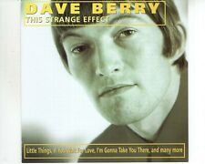 CD DAVE BERRY	this strange effect	EX+	HOLLAND  (A3383)