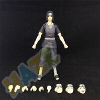 Anime Naruto Uchiha Itachi PVC Figure Toy 16cm New
