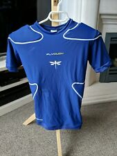 Padded Rugby Shirt, Size Small