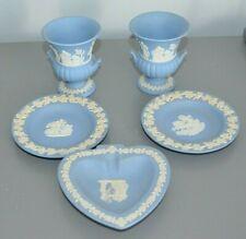 Porcelaine Wedgwood Partie de Porcelaine Dépareillé 5 Articles