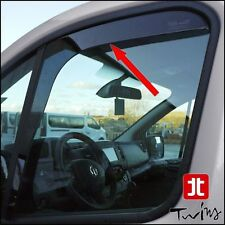 Déflecteurs vent pluie air teintées Renault Trafic III depuis 2014 Fiat Talento
