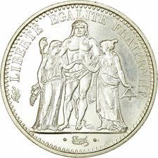 [#726614] Coin, France, Hercule, 10 Francs, 1972, Paris, AU, Silver, KM:932