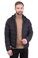GUCCI Viaggio Collection Down Quilted Jacket Size 52 / L Made in Italy RRP €1099