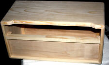 rawcabs Empty pine Ceriatone overtone special head cabinet