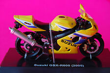 SUZUKI  GSX-R600  2005 1/18th MODEL MOTORCYCLE