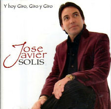 JOSE JAVIER SOLIS Y Hoy Giro Giro Giro CD new & sealed hermano de LOS BUKIS