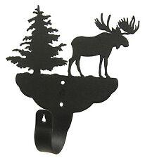 Moose Single Coat Hook Rack - Many Uses